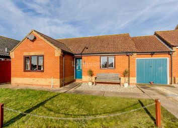 Thumbnail 2 bed detached bungalow for sale in Kingfisher Drive, Necton, Swaffham