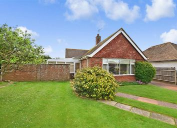 Thumbnail 3 bed detached bungalow for sale in Walpole Avenue, Goring-By-Sea, Worthing, West Sussex