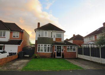 3 bed detached house for sale in Eltonia Croft, Sheldon, Birmingham B26
