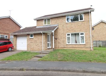 Thumbnail 4 bed detached house to rent in Garden Fields, Troston, Bury St. Edmunds