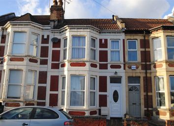 Thumbnail 3 bed terraced house for sale in Muller Avenue, Bishopston, Bristol