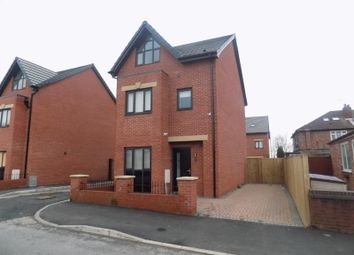 Thumbnail 4 bedroom shared accommodation to rent in Harrowby Road, Swinton, Manchester