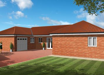 Thumbnail 4 bed bungalow for sale in New Bungalow, New Road, Mapplewell, Barnsley