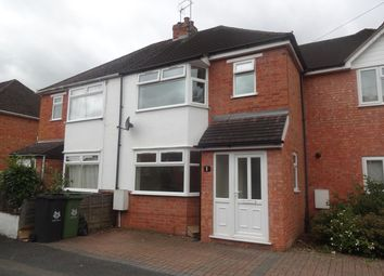 Thumbnail 2 bed terraced house to rent in Newbury Road, Worcester