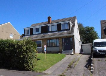 Thumbnail 3 bed semi-detached house for sale in Gwelfor, Dunvant, Swansea