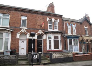 Thumbnail 1 bed flat to rent in Delamere Street, Crewe