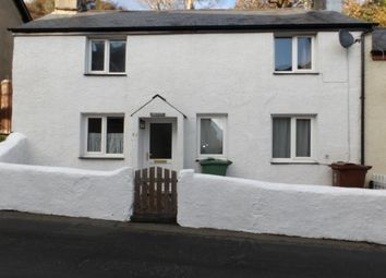Thumbnail 2 bed cottage to rent in Lleyn Street, Pwllheli