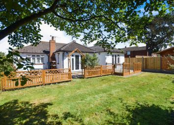 Thumbnail 4 bed detached bungalow for sale in Cotton End Road, Wilstead, Bedford