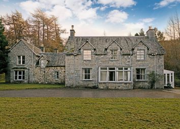 Thumbnail 9 bed detached house for sale in Lassintullich House, Kinloch Rannoch, Perthshire