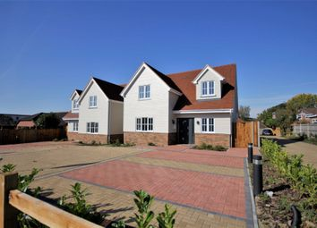 Thumbnail 4 bed detached house for sale in St. Johns Road, Locks Heath, Southampton