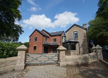 Thumbnail 4 bed detached house for sale in Hollywood Lodge, Chorley New Road, Lostock