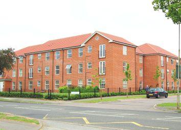 Thumbnail 2 bed flat to rent in Bridge Court, Welwyn Garden City