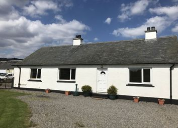 Thumbnail 4 bed detached house to rent in Cannich, Beauly
