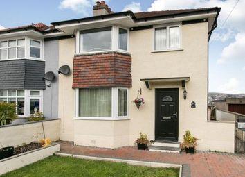 Thumbnail 3 bed semi-detached house for sale in Rhuddlan Avenue, Llandudno, Conwy