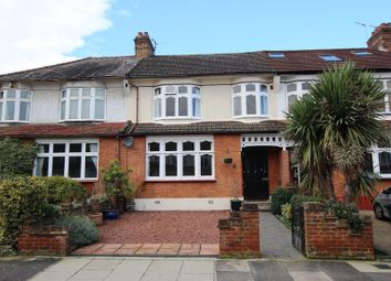 Thumbnail 3 bed terraced house for sale in Faversham Avenue, Enfield
