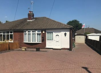 Thumbnail 2 bedroom bungalow to rent in Cinnamon Lane, Fearnhead, Warrington