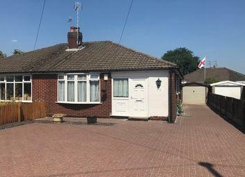 Thumbnail 2 bedroom bungalow to rent in Cinnamon Lane, Fearnhead, Warrington