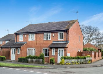 Thumbnail 3 bed semi-detached house for sale in Farrington Close, Wellesbourne, Warwick