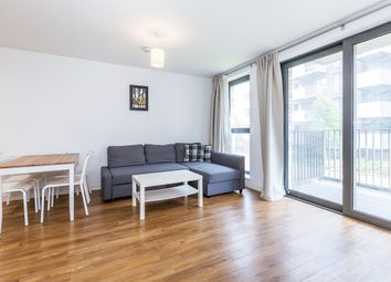 Thumbnail 1 bed flat to rent in 2 Bramwell Way, London