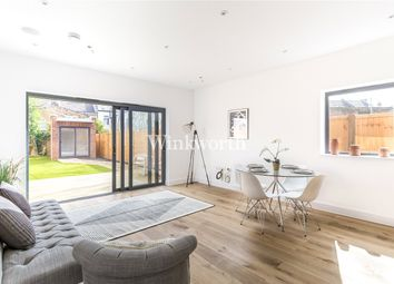 Thumbnail 2 bed end terrace house for sale in Brownlow Road, London
