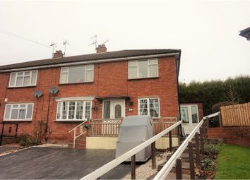 Thumbnail 2 bedroom maisonette for sale in Orchard Grove, Dudley