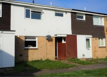 Thumbnail 3 bed terraced house for sale in Cowfold Close, Crawley