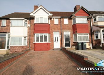 Thumbnail 3 bed terraced house to rent in Knights Road, Tyseley
