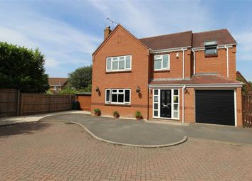 Thumbnail 4 bed detached house for sale in Merestone Close, Southam