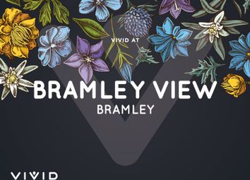 Thumbnail 3 bed semi-detached house for sale in Vivid @ Bramley View, Bramley, Tadley