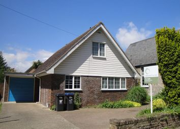 Thumbnail 3 bed detached house for sale in Foads Lane, Cliffsend, Ramsgate