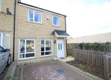 Thumbnail 3 bed semi-detached house to rent in Beech Tree Close, Keighley