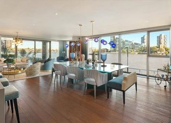 Thumbnail 5 bed flat for sale in Chelsea Waterfront, London