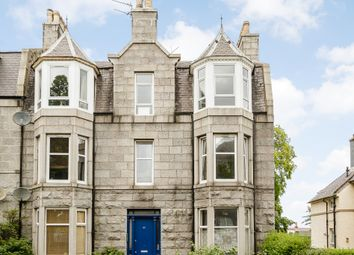 Thumbnail 2 bedroom flat for sale in Flat, 60 Sunnybank Road, Aberdeen