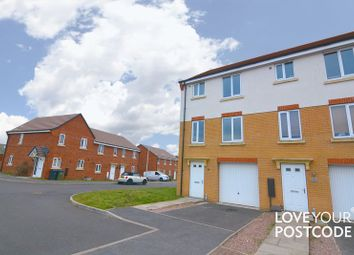 Thumbnail 4 bed town house for sale in Pel Crescent, Oldbury