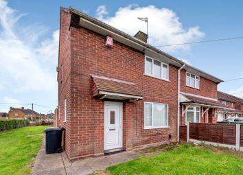 Thumbnail 2 bedroom semi-detached house for sale in Baylis Avenue, Wolverhampton