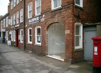 Thumbnail Retail premises to let in Castlegate, Newark