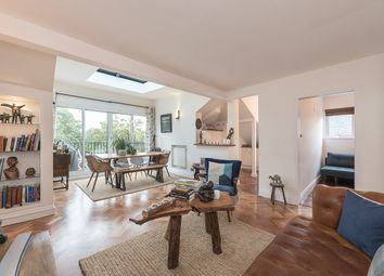 Thumbnail 3 bedroom flat to rent in Belsize Park Gardens, London