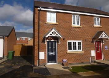 Thumbnail 3 bed semi-detached house to rent in Oban Drive, Peterborough
