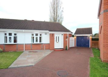 Thumbnail 1 bed bungalow for sale in Wolviston Avenue, York, North Yorkshire, England