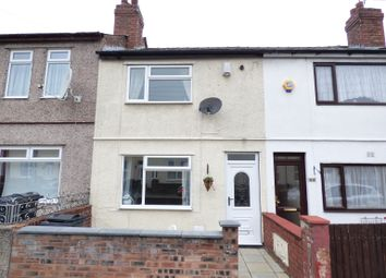 Thumbnail 2 bed terraced house for sale in Woodfield Road, Ellesmere Port