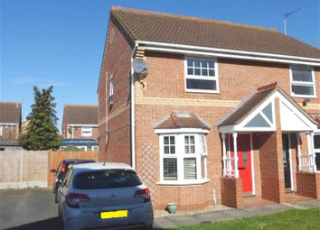Thumbnail 2 bed semi-detached house for sale in Glencoe Way, Orton Southgate, Peterborough