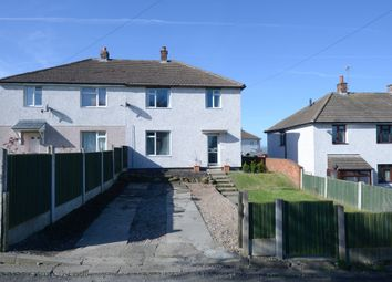 Thumbnail 3 bed semi-detached house for sale in Renishaw Road, Mastin Moor, Chesterfield