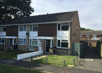 Thumbnail 2 bed end terrace house to rent in Noble Road, Hedge End, Southampton