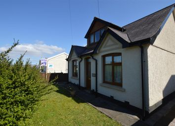 Thumbnail 3 bedroom detached bungalow for sale in Caerbryn Road, Penygroes, Llanelli