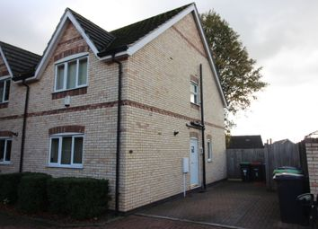 Thumbnail 2 bed semi-detached house to rent in Torkard Court, Hucknall. Nottingham