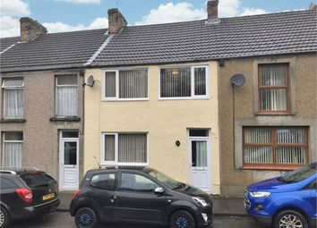 Thumbnail 3 bed terraced house for sale in Goppa Road, Pontarddulais, Swansea, West Glamorgan