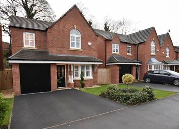 Thumbnail 4 bed detached house for sale in Albert Place, Havannah Street, Congleton