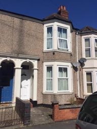 Thumbnail 2 bed terraced house to rent in Claremont Road, Rugby, Warwickshire