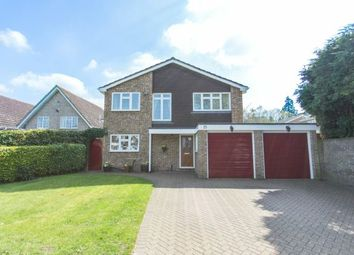 Thumbnail 4 bed detached house for sale in Secluded Cul-De-Sac. Vernon Drive, Ascot, Berkshire