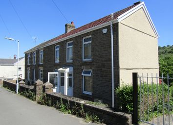 Thumbnail 3 bed semi-detached house for sale in Lucas Road, Glais, Swansea.